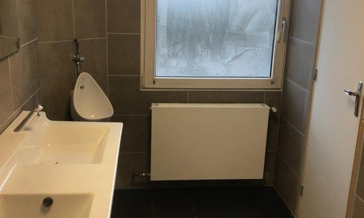 Rénovation de sanitaire en entreprise Saint-Étienne